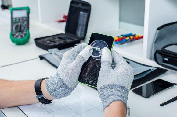 Réparation de smartphones et tablettes