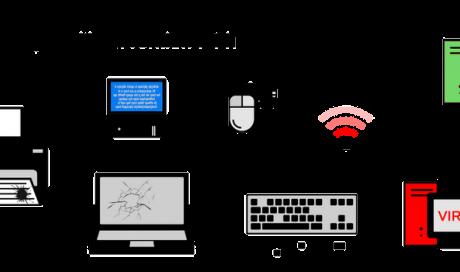 Dépannage et maintenance informatique Saint-Pierre-en-Faucigny